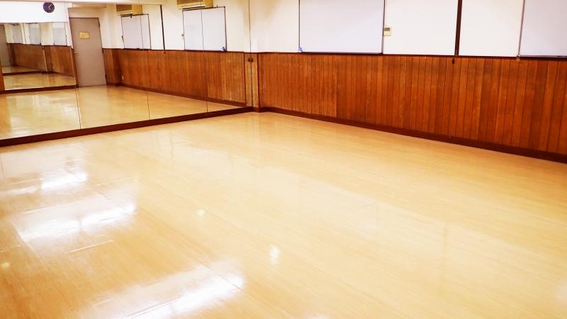 東京都調布市西つつじヶ丘 飛鳥ダンススクールスタジオ