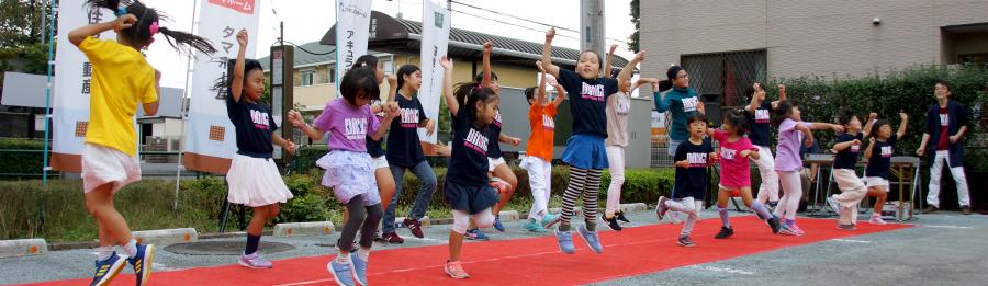 子供クラス(キッズダンス)