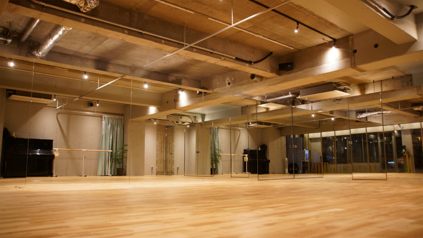 飛鳥ダンススクールス貸しスタジオ
